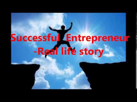 Entrepreneurship Success Story!