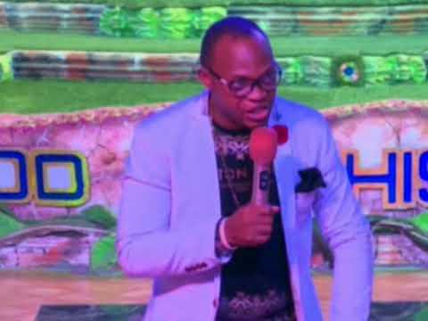 Senior Pastor Live at Ark of God