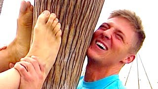 SMELLY FEET Behind the Scenes Feat. Steve Cook