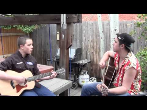 Big & Rich Leap Of Faith (cover)