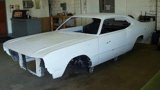 1971 Dodge Demon Restoration Project