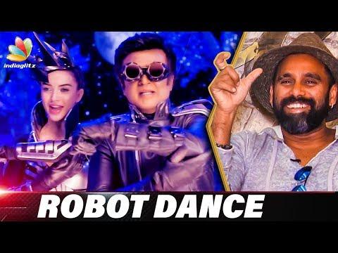 Superstar Suggested New Dance Steps : Bosco & Caesar 2.0 Choreographers Interview | Rajinikanth