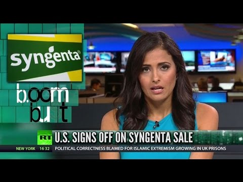 [663] US signs off on Syngenta deal