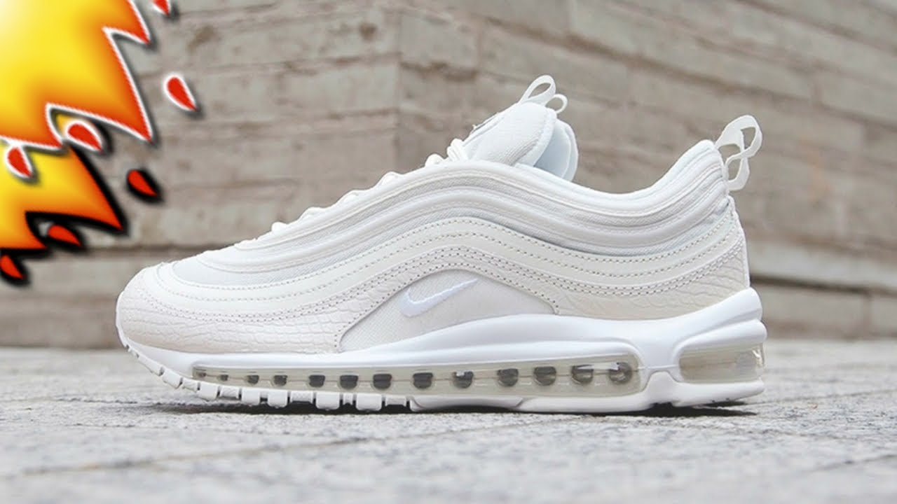 THE BEST SHOES FOR THE SUMMER!! NIKE AIR MAX 97