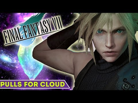 [FFBE] Final Fantasy Brave Exvius - Cloud Strife Pulls!