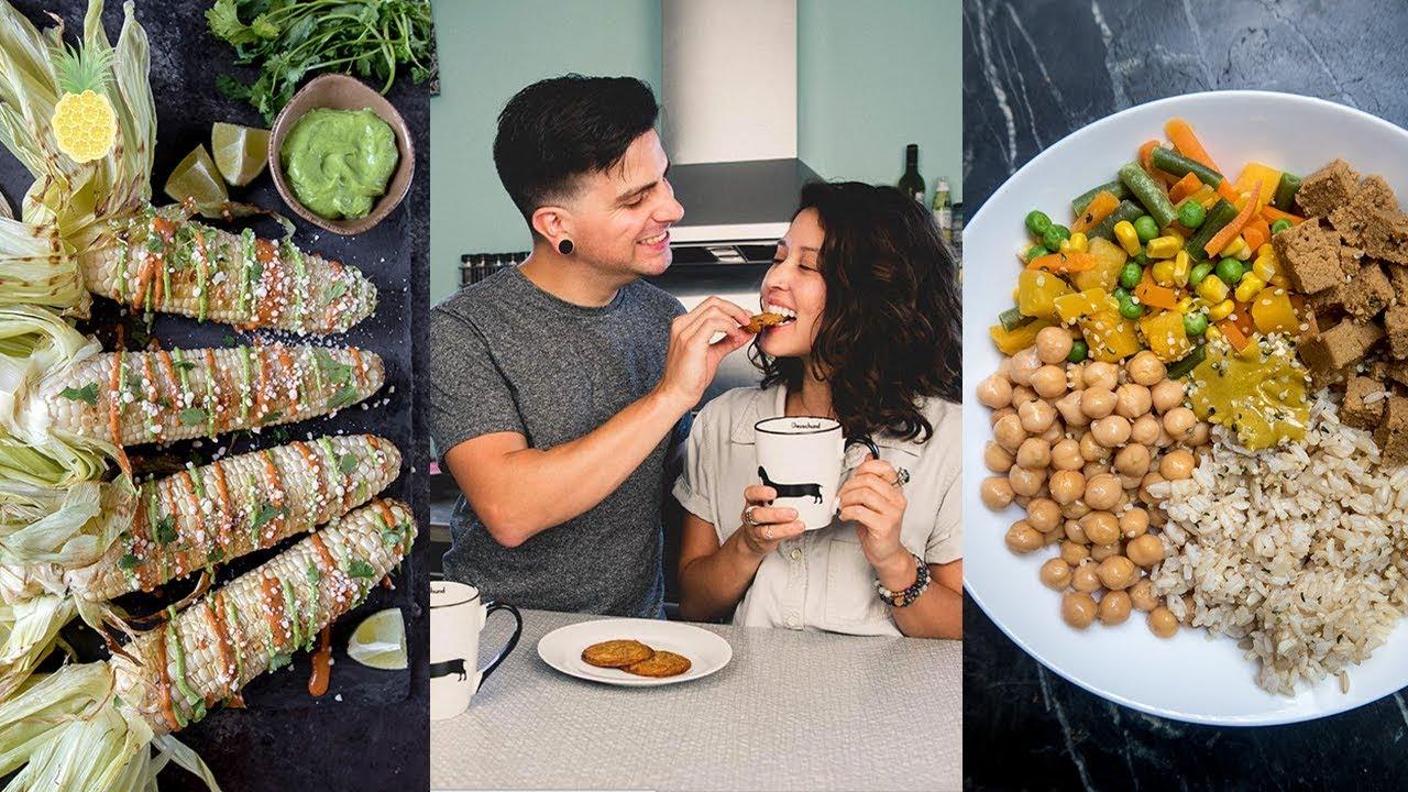 What A Vegan Couple Eats In A Day #8 + Hemp Milk Recipe
