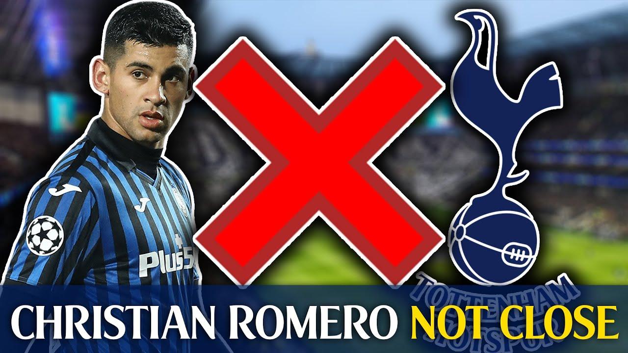 Cristian Romero Deal NOT CLOSE! [GOOD MORNING TOTTENHAM CLIPS]