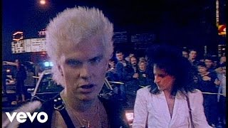 Billy Idol - Dont Need A Gun (Official Music Video) YouTube Videos