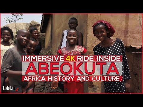 Nigeria - Abeokuta history and tradition - 4k immersive Travel Documentary Africa [13 Apr 2021]