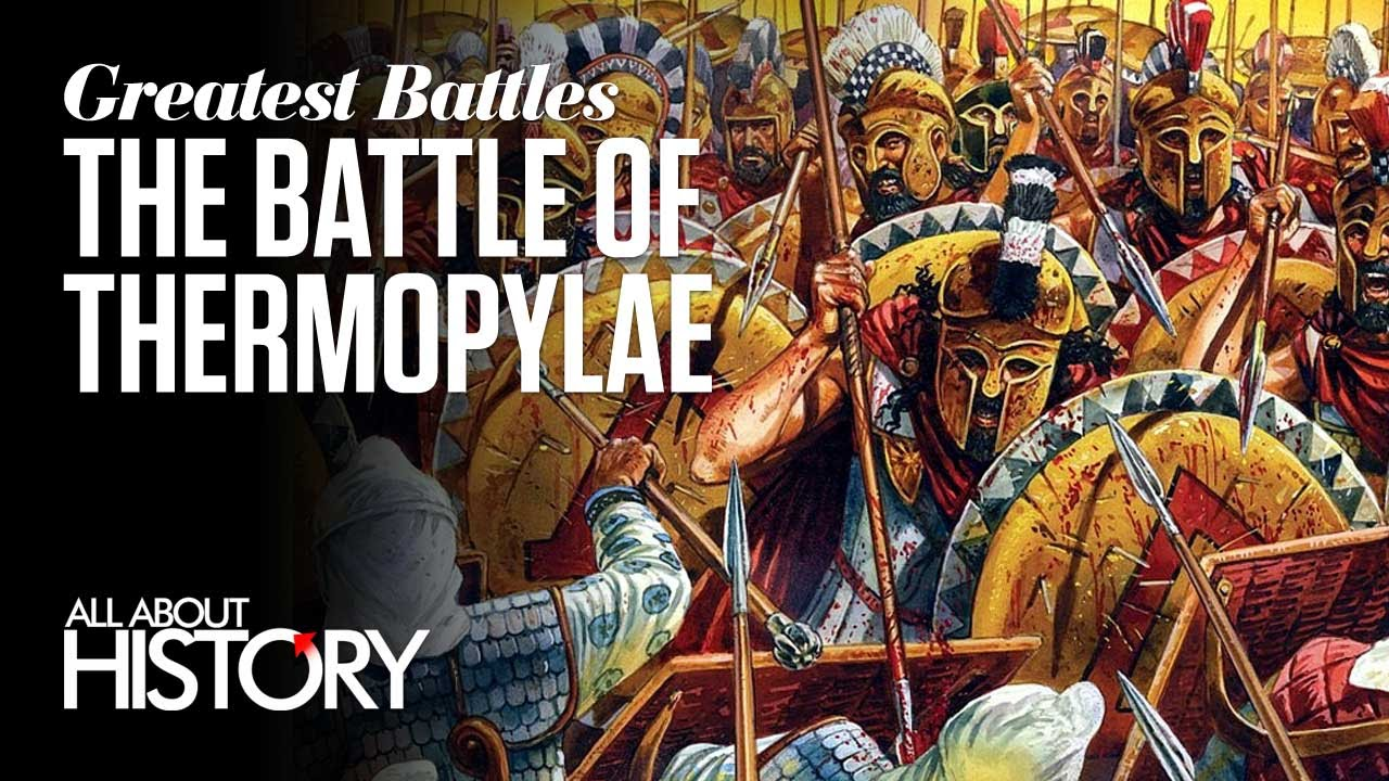 the battle of thermopylae The battle of thermopylae in 480 bc the forces of the persian empire under  king xerxes, numbering some two million men, bridged the hellespont and.