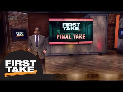 Stephen A. Smith weighs in on Chris Paul's reported actions | Final Take | First Take | ESPN