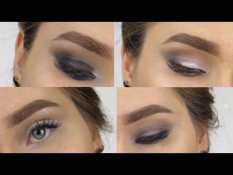 Мои ПЯТЬ вариантов макияжа на ОДНОЙ палетке Wet&Wild 736 /Makeup tutorial