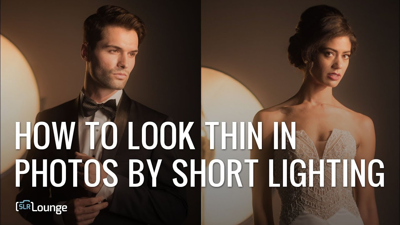 How to Look Thinner in Photos by Short Lighting   Minute ...