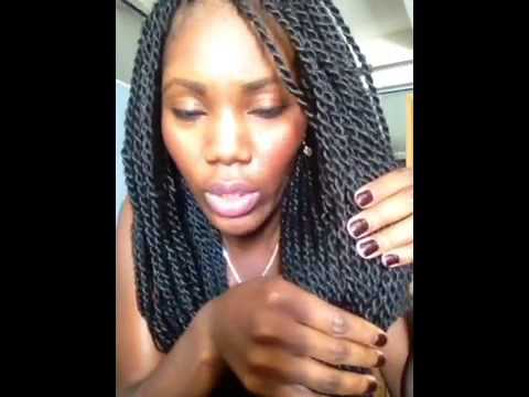 Hair Review Senegalese TwistsTake 2 YouTube