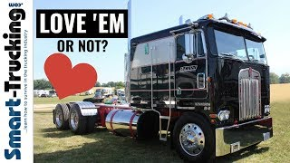 Cabover Trucks -- Our Love Hate Relationship With