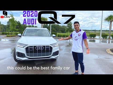 2020 Audi Q7 Prestige THE PERFECT FAMILY CAR [Top 10 Things You Need To Know]