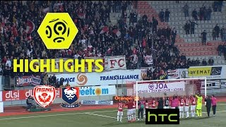 Video Gol Pertandingan AS Nancy vs Caen