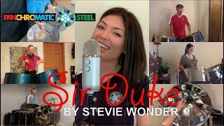 Sir Duke by Stevie Wonder - Panchromatic Steel