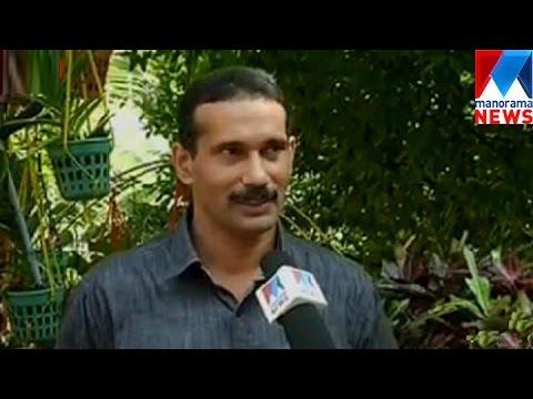 Karshakasree Award for Sabu Joseph| Manorama News - YouTube