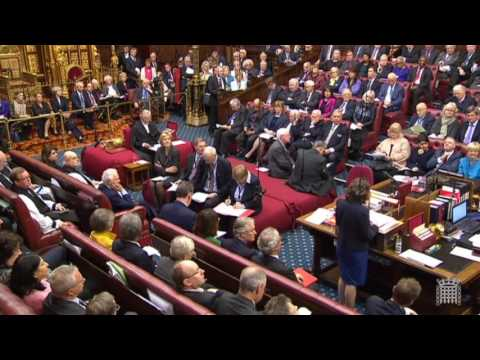 2017 02 20 UK LORDS BREXIT bill 2nd reading DAY 1/2 LIVE chamber MONDAY