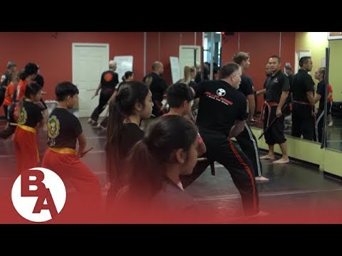Pallen's Martial Arts Legacy Teaching Arnis, Eskrima, Kajukenbo Tae Kwon Do, & Other Fighting Styles