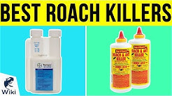 10 Best Roach Killers 2019