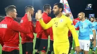 Albania vs Israel-All goals & Highlights