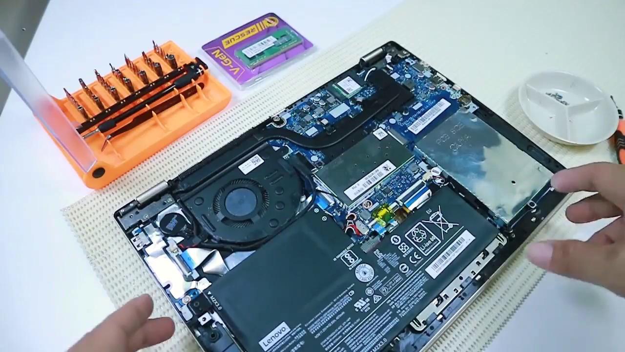 Lenovo Yoga 2 13 Ram Slots
