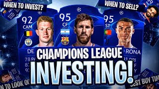 CHAMPIONS LEAGUE INVESTING POTENTIAL! FIFA 19 Ultimate Team