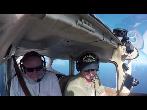 Cessna 172 from Catalina Island to Montgomery Field