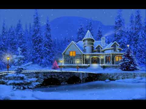 3d Snowy Cottage Animated Wallpaper Windows 7 3d Christmas Cottage Full Freeze Com Youtube