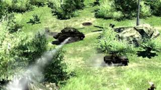 Men of War: Vietnam trailer HD