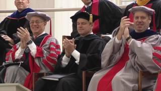 MIT Commencement Ceremony 2016 thumbnail