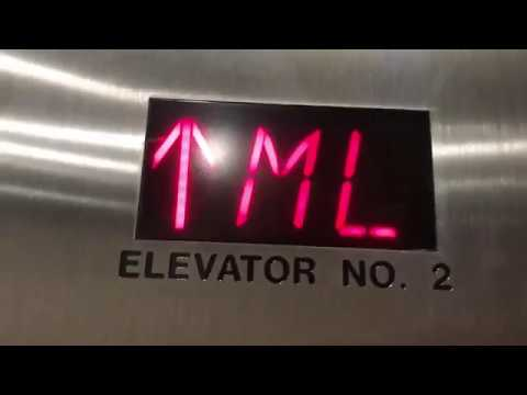 Elevators At The Omni Hotel In Charlotte, NC Secret 15th Floor