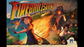 Fireball Island Curse of Vul-kar (Restoration) Review
