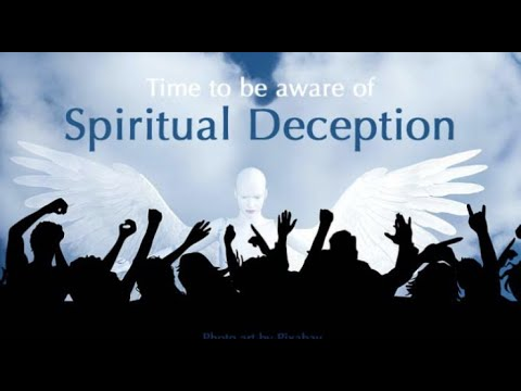 JESUS MOST OFTEN SAID--BEWARE OF END OF DAYS SPIRITUAL DECEPTION