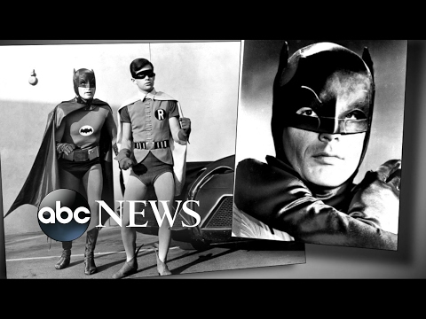 Remembering 'Batman' TV icon Adam West