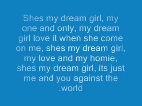 Akon - dream girl (remix) 2009 HQ + lyrics + link of download sing (Akon dream girl)