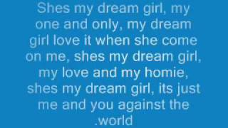 Akon - dream girl (remix) 2009 HQ + lyrics + link of download sing (Akon dream girl)