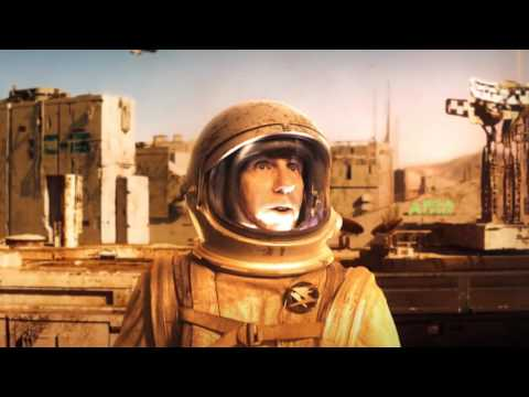 Opening of Space Command pilot, Comic-Con Panel & More