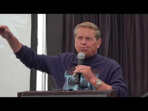 Top Secret SR-71 Blackbird pilot Brian Shul - May 5, 2018 - Anchorage, Alaska