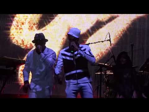 """GUY ft. Teddy Riley """"Spend The Night"""" - Summer Breeze Fest 2017"""