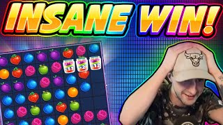 INSANE WIN! Jammin Jars BIG WIN - Casino Games from Casinodaddy live stream