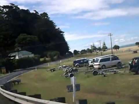 Rondreis met camper in Nieuw Zeeland 2009