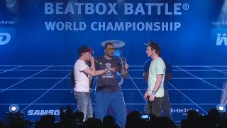 Alem vs NaPoM - Final - 4th Beatbox Battle World Championship