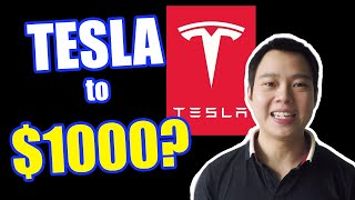 Is Tesla going to $1000 per share? – Tesla Stock Market Prediction