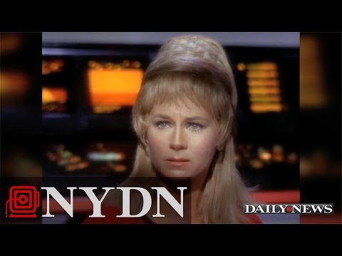 Grace Lee Whitney, Yeoman Janice Rand of 'Star Trek,' dead at 85