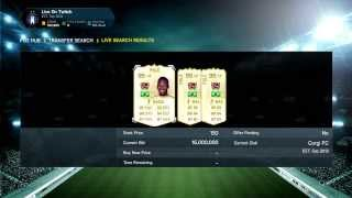 Why there is a PELE on the FIFA Ultimate Team Market
