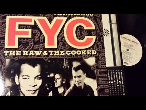 Fine Young Cannibals  The Raw And The Cooked FULL HQ vinyl LP