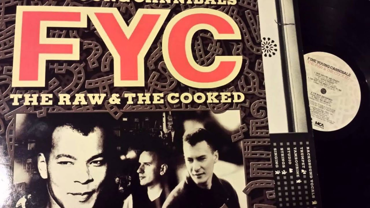 Fine Young Cannibals - Suspicious Minds / Johnny Come Home / Ever Fallen In Love